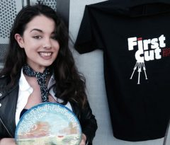 Film student wins at First Cut Youth Film Festival