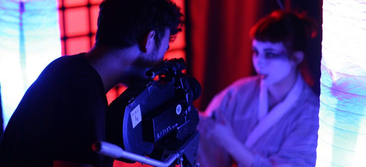 This film course covers the art of film making and storytelling and includes the essential skills of cinematography, scriptwriting & photography