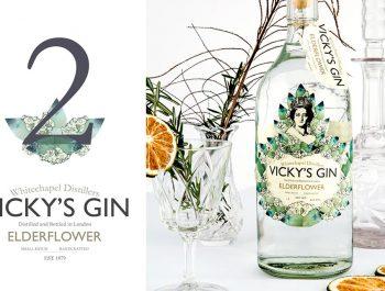Vicky's Gin by Mariana de Santos