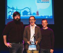 Irish School of Animation News: Nomination for Children's BAFTA Awards and Dublin Film Festival Award
