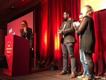 Define Intervention Dingle Animation Festival Best Student Animation Award
