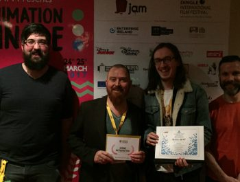 BCFE Animation Students win again