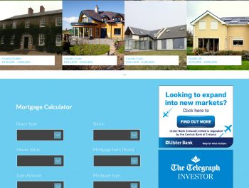 Property Portal Interface Design Rory McQuillan Nolan 2015