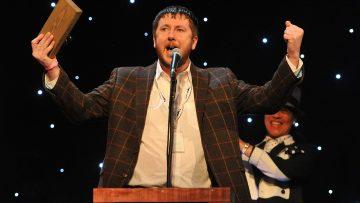 Traditional Music Course Graduate Daoiri Darrell Wins BBC Folk Awards