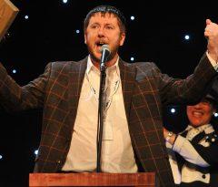 Daoirí Farrell winner best traditional music track bbc folk awards (c) BBC