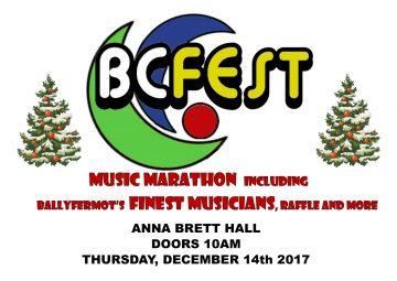BCFEST 2017