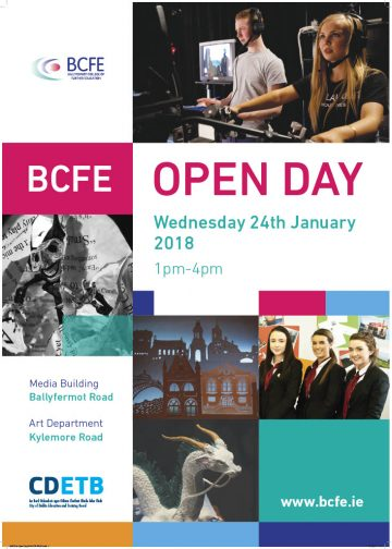 Openday Poster