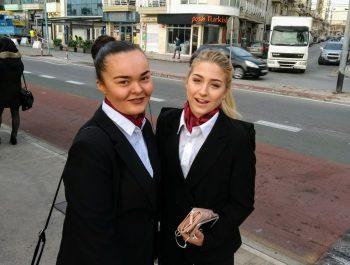 Students in Malta