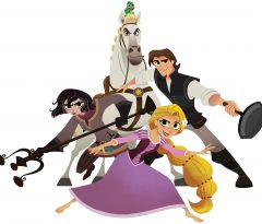 Animation Copyright Disney Television