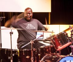 Ralph Rolle performing live in our state of the art performance theatre.