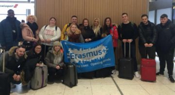 Business and Digital Design Erasmus+ Students