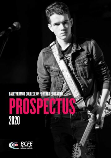 BCFE Prospectus 2020