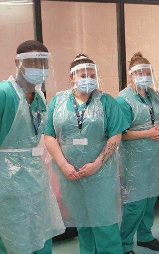 health training nurses