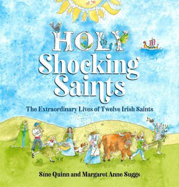 holy shocking saints